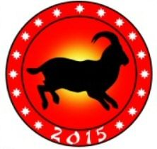 Chinese New Year 2015 - Goat - Feb 19th