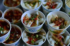 Sichuan street food. via FB by Discover China [Credit: photostock.china.com.cn]