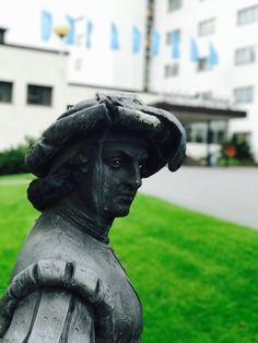 Suorastaan royal -fiilis Aulangolla Hämeenlinnassa. 8/2017