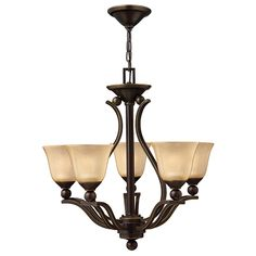 Buy the Hinkley Lighting Olde Bronze Direct. Shop for the Hinkley Lighting Olde Bronze Bolla 5 Light 1 Tier Chandelier with Etched Opal Shade and save. Chandelier Ceiling Lights, Chandelier Shades, Glass Chandelier, Outdoor Chandelier, Light In, Light Shades, Ceiling Installation, Hinkley Lighting, Cool Floor Lamps