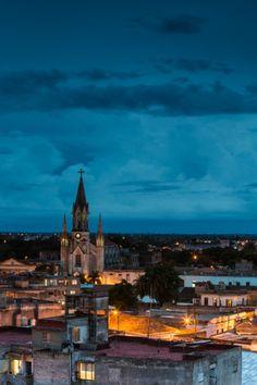 Camaguey Cuba / Unesco Word Heritage List