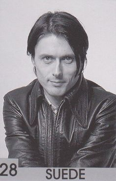 Brett Anderson, Britpop, My Youth, Androgynous, Good People, Besties, Old Things, Handsome, Singer