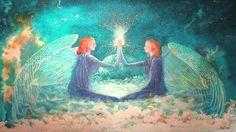 "Os Anjos - "" O Amor está sob todas as coisas"" - 22.08.2015"