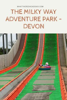 The Milky Way Adventure Park - Devon - What the Redhead said Days Out For Couples, Family Days Out, Traveling With Baby, Travel With Kids, Family Travel, Days Out In Scotland, Soft Play Area, Indoor Play Areas, Ticket To Ride