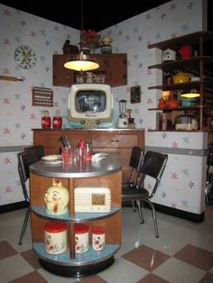 Disney's Hollywood Studios - 50's Prime Time Cafe. I remember having Thanksgiving dinner here one day! Lots of memories