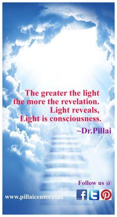 Light Reveals