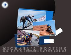 Michael's Roofing is one of the longest-running roofing contractors in Colorado. We have been helping commercial customers with their roofs for the past years. You know that with so much experience comes great skill. Our company wants you to have a roof that will last. Roofing Services, Roofing Contractors, Roof Installation, Colorado, The Past, Commercial, Running, Aspen Colorado, Keep Running