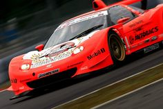 2007 Championship Winning Dome Racing Honda / Takata NSX-GT.