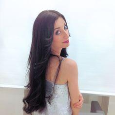 Amina: Haarverlängerung bis zur Taille mit indischem Echthaar in Premium...