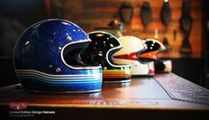 'Cause You Need ...: ... Retro full face helmet