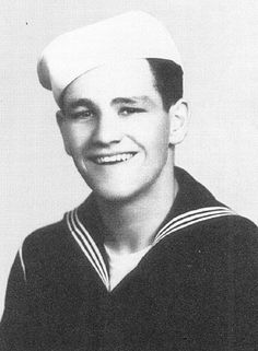 John Bradley - one of the American soldier who helped raised the American flag on Iwo Jima