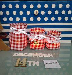 bicho feo - vasetti porta candele http://elbichofeo.blogspot.com