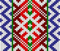 Estonian zone. Estonian patterns. Schemes patterns. Trudging web, or site is about weaving