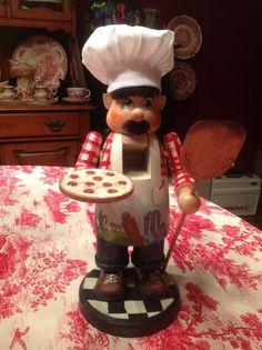 Pizza Man Nutcracker