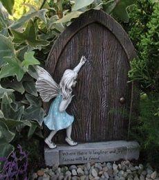 Laughter & Joy Fairy Door
