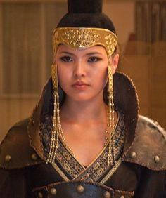 mongolian girls