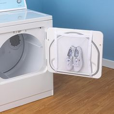 Sneaker Washer/Dryer Bag- no more banging and putting the dryer off balance!!