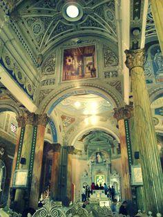 Disfruta de esta Foto del interior de la Basilica de la Chiquinquira en Maracaibo Edo. Zulia