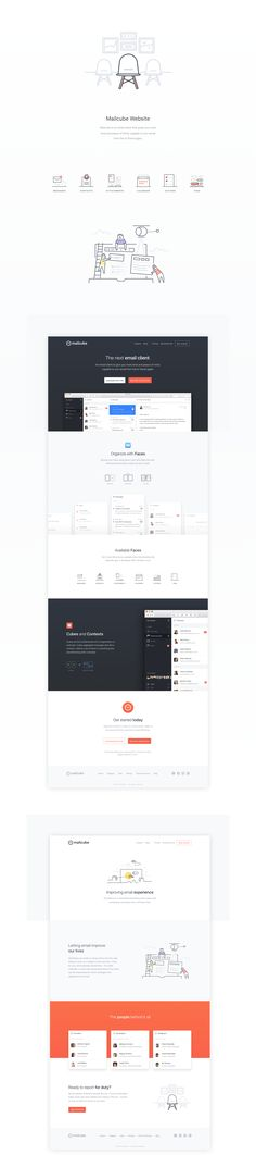 Illustration is an extremely powerful tool to enhance the user experience and to make the interface both ellegant and efficient. This is a compilation of some of the illustration work we did over the past year.