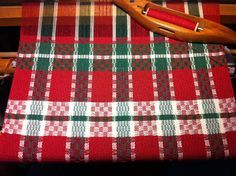 christmas towels handwoven - Google Search