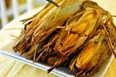 Pull out the smoker this summer and make some Smoked Corn on the Cob. It& simple to do and results in deliciously smoky, flavorful corn. Smoker Grill Recipes, Smoker Cooking, Grilling Recipes, Diy Smoker, Cooking Fish, Cooking Stuff, Camping Recipes, Traeger Recipes, Smoke Grill