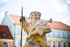 NEPTUN na gliwickim Rynku. (fot.M.Buksa) #gliwice