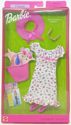 Source by daddysdoodlebug clothing Barbie 2000, Mattel Barbie, Picnic Fashion, Barbie Chelsea Doll, Made To Move Barbie, Baby Doll Nursery, Barbie Doll Accessories, Minnie Mouse Games, Girls Nail Designs