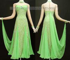 big size ballroom dance clothes,fashion ballroom dancing clothes:BD-SG2527