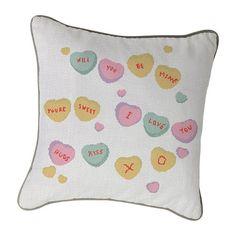 valentines pillow