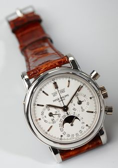 a classic Patek Phillipe - most amazing watches. Great to do blog post highlighting great classic watch brands, styles and personas