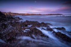 Findochty Dawn - A long exposure, landscape image of Findochty in Morayshire, Scotland, at sunrise.