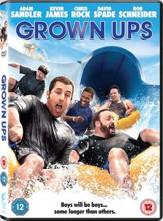 Grown Ups (2010) The best movie!!! CAN'T WAIT TIL GROWN UPS 2 ON JULY 12TH ;);););)