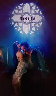 "writernotwaiting: ""notpedeka: "" frenchfrostpudding: "" damageditem: "" mathildaren: "" Love Makes Monsters of Us All. ""Crimson Peak"" original fan art. Painter+photoshop 8hrs total. "" this is..."
