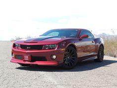 2010 2SS/RS #Chvevy Camaro  #Red Jewel