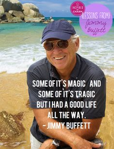 Lessons From: Jimmy Buffett
