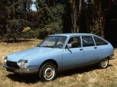 1976 Citroen G Special