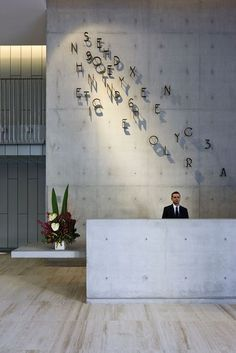 50 Reception Desks Featuring Interesting And Intriguing Designs: