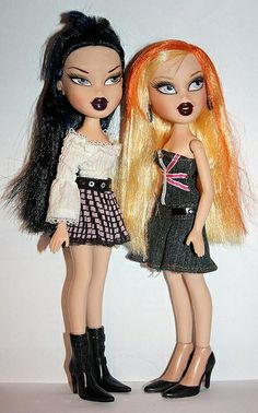 Bratz Pretty`n`Punk Jade & Cloe