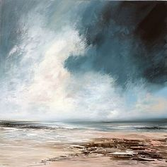 """Storm over Colonsay"" by Philip Raskin"