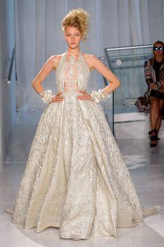 Reem Acra at New York Fashion Week Spring 2017 - Runway Photos