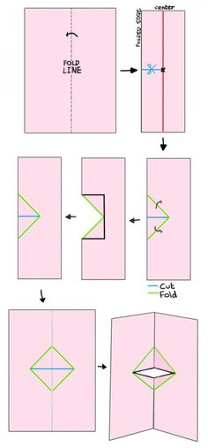 pop up book techniques pop up cards mechanisms templates for