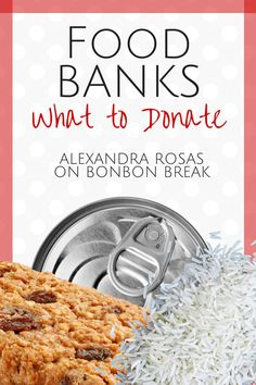 Food Banks: What to Donate