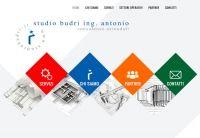 Sito web Studio Budri: #webdesign, #sitiweb, #grafica, #sitinternet, #padova, #social, #webmarketing, #immagineintegrata,