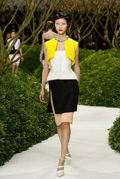 Christian Dior Couture : Spring 2013