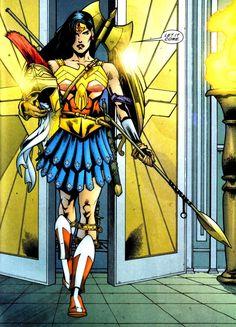 Image of Wonder Woman - Comic Vine