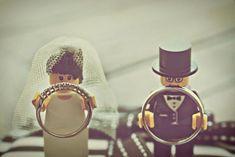 Mi Wedding Diario: 11 Ideas para llevar las Alianzas
