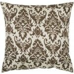 Rizzy Home - Brown and Off White Decorative Accent Pillows (Set of 2) - T03595