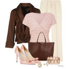 Neopolitan - Dressy by stylesbyjoey on Polyvore