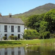 Hotel Reviews Ireland - - Ghan House, Carlingford, Co. Louth. I spent an adventurous night here with my sister Lynn. Ghosties?? I think so. Yes!