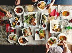 Enjoy the Thailand menu